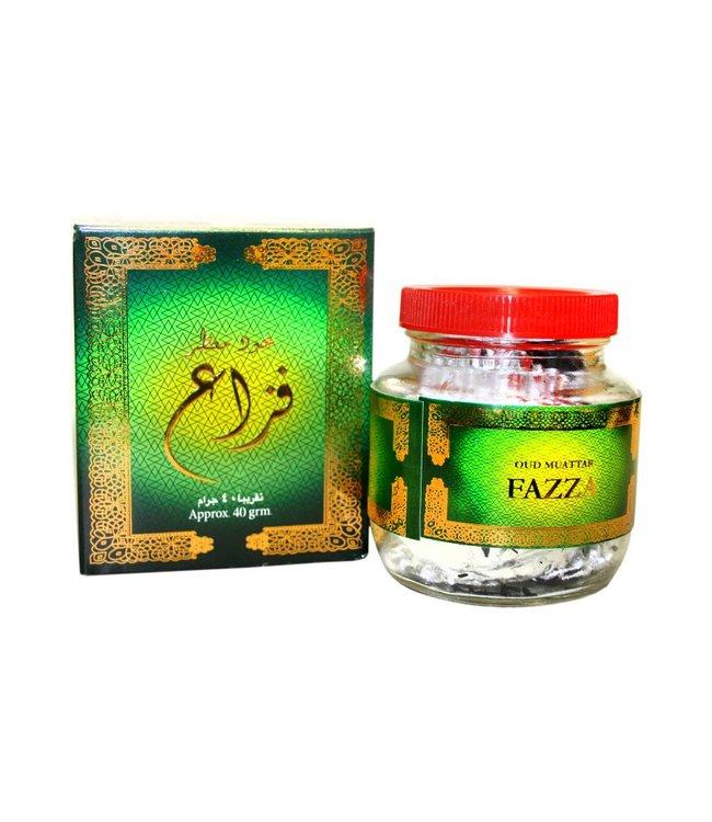 Bakhour Oud Muattar Fazza Incense (40g)