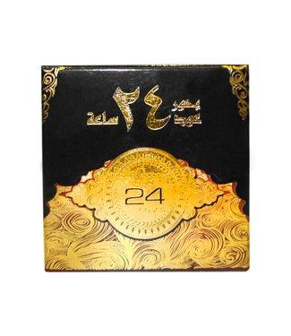 Ard Al Zaafaran Perfumes  Bakhour Oud 24 Hours (40g)