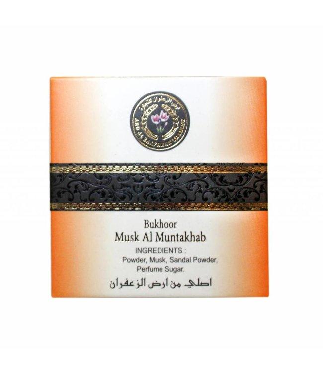 Bakhour Musk Al Muntakhab Incense (40g)