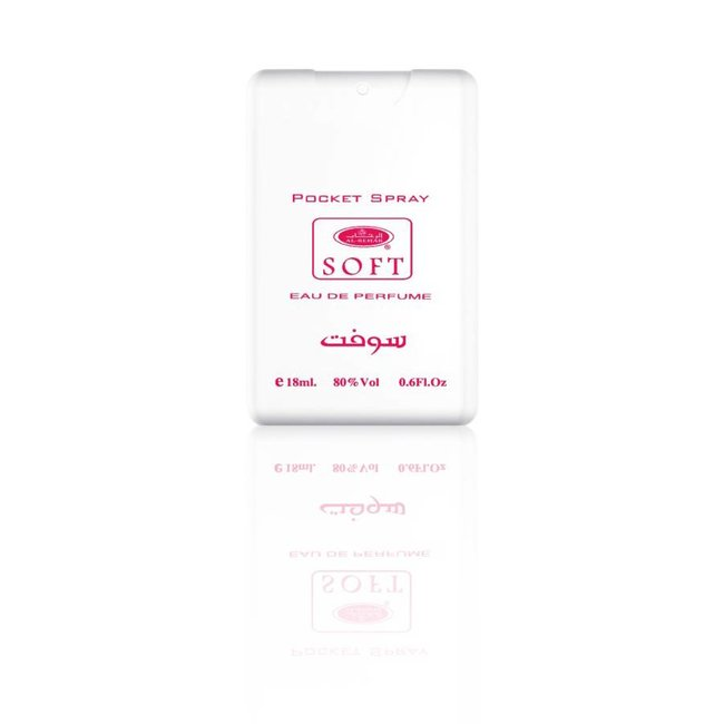 Al Rehab  Soft Pocket Spray Al-Rehab 18ml