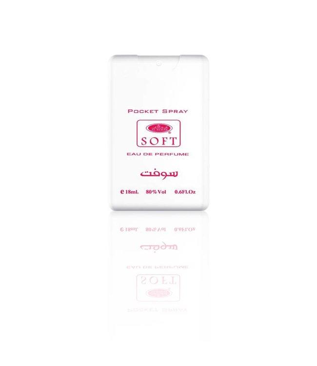 Al Rehab  Soft Pocket Spray by Al-Rehab 18ml