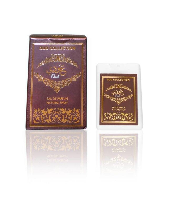 Ard Al Zaafaran Perfumes  Oudi Pocket Spray 20ml Ard Al Zaafaran