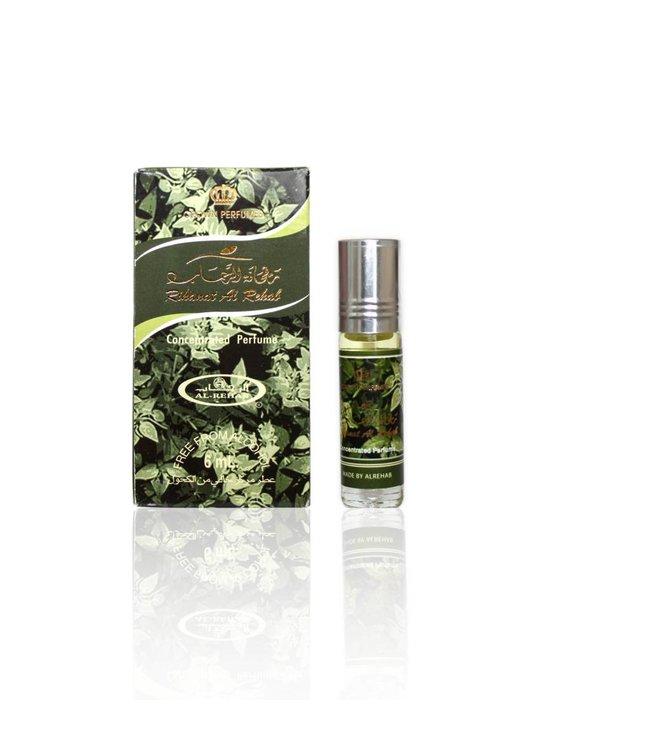 Al Rehab  Konzentriertes Parfümöl Rihanat Al Rehab - Parfüm ohne Alkohol