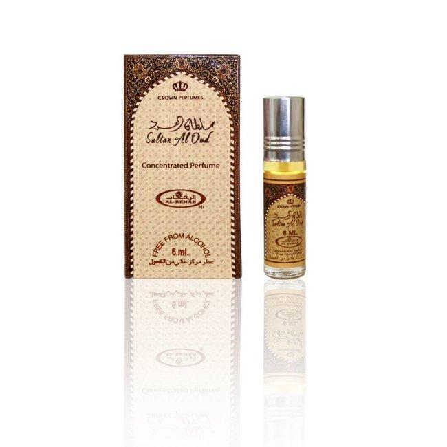 5fa508995 Al Rehab Concentrated Perfume Oil Sultan Al Oud by Al Rehab 6ml