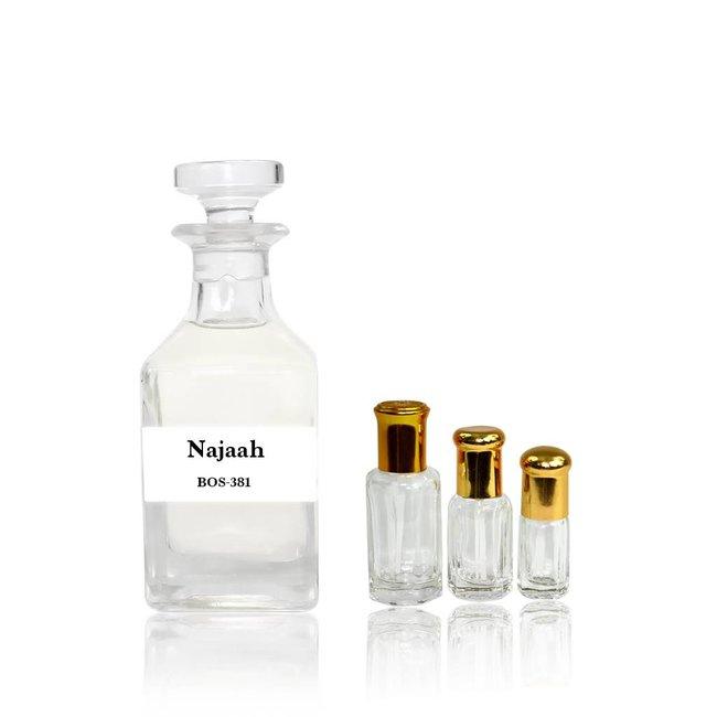 Oriental-Style Perfume oil Najaah