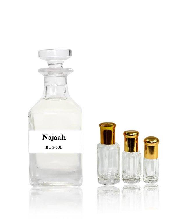 Perfume oil Najaah