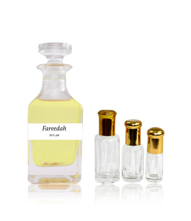 Concentrated perfume oil Fareedah - Perfume free from alcohol