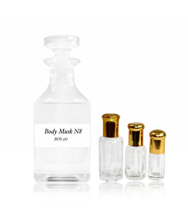 Perfume oil Body Musk N8