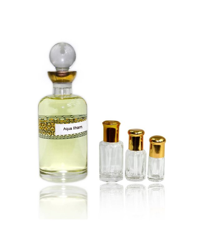 Concentrated perfume oil Aqua Ilham - Perfume free from alcohol