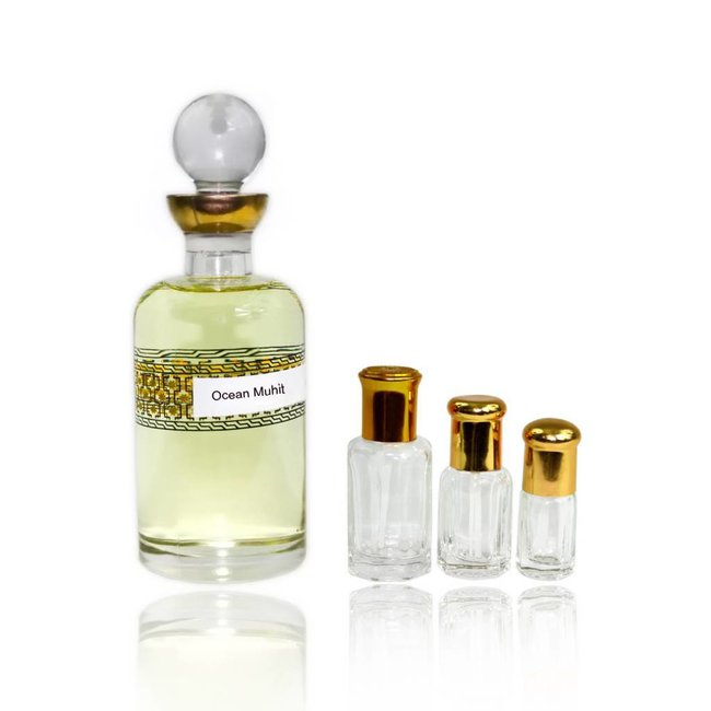 Oriental-Style Perfume oil Ocean Muhit