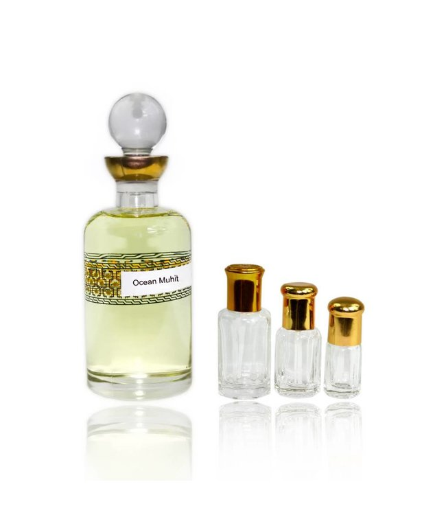Concentrated perfume oil Ocean Muhit - Perfume free from alcohol