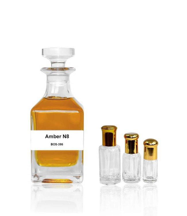 Parfümöl Amber N8 - Parfüm ohne Alkohol