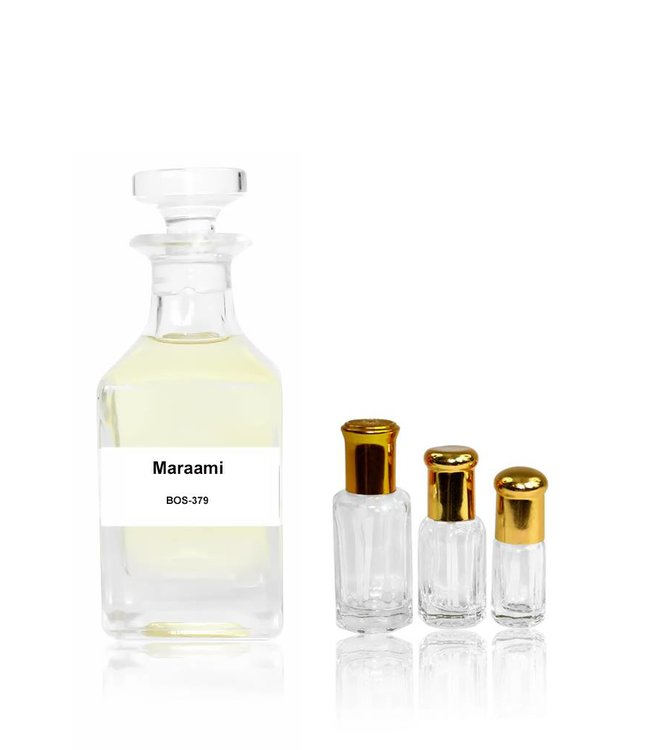 Concentrated perfume oil Maraami - Perfume free from alcohol