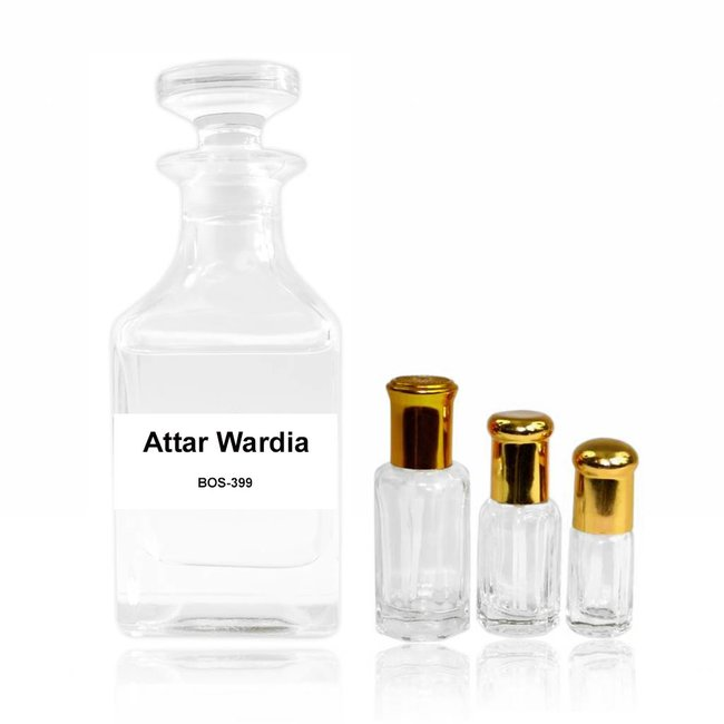 Perfume oil Attar Wardia