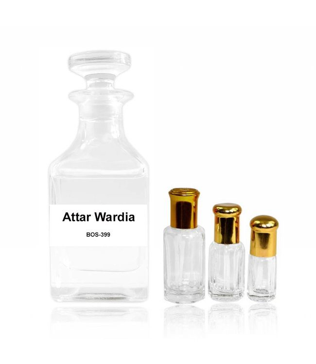Concentrated perfume oil Attar Wardia - Perfume free from alcohol