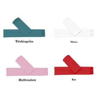 Sleeve arm cover with lace - Various colors