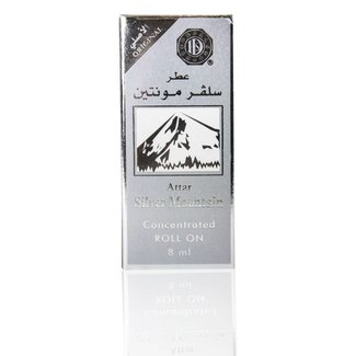 Surrati Perfumes Silver Mountain 8ml
