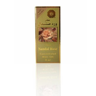 Surrati Perfumes Sandal Rose 8ml
