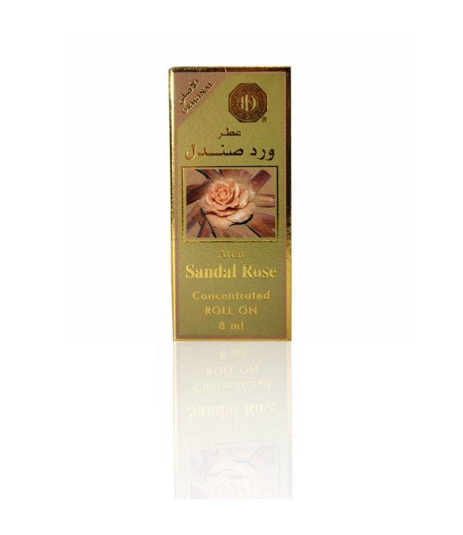 Surrati Perfumes Concentrated Perfume Oil Sandal Rose 8ml