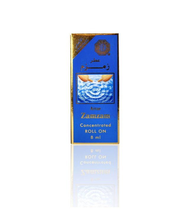 Surrati Perfumes Konzentriertes Parfümöl Zamzam von Surrati 8ml