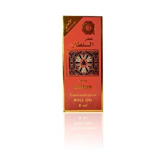 Surrati Perfumes Perfume Oil Attar Sultan 8ml