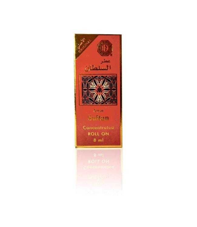 Surrati Perfumes Concentrated Perfume Oil Attar Sultan 8ml