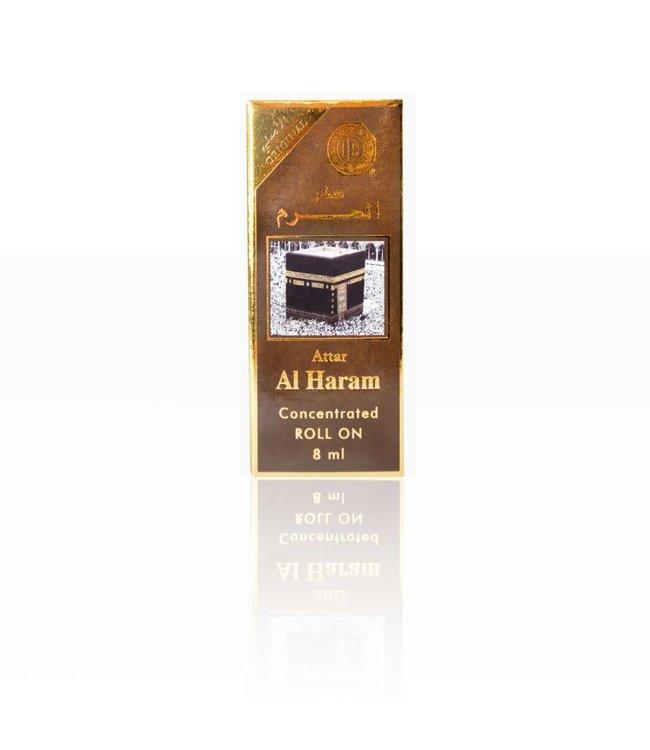 Surrati Perfumes Concentrated Perfume Oil Attar Al Haram 8ml