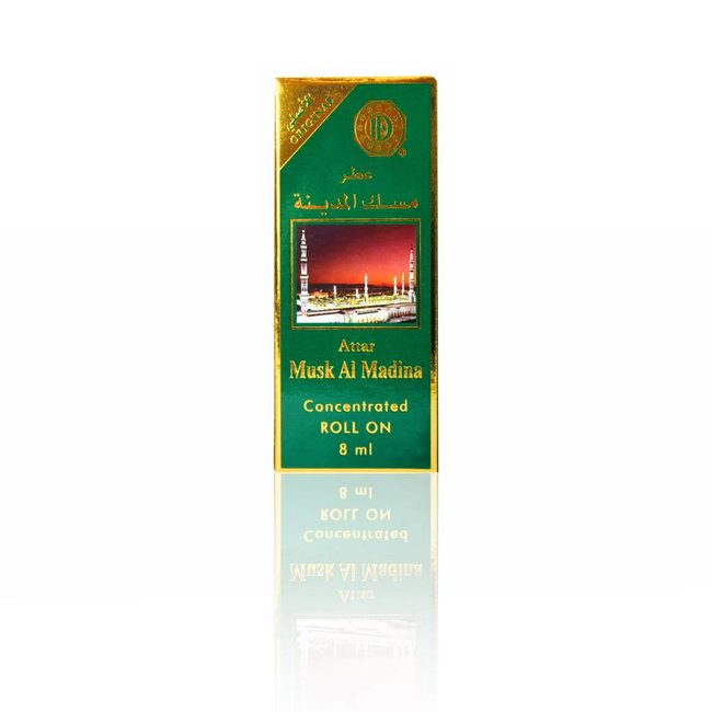 Surrati Perfumes Perfume Oil Musk Al Madina 8ml