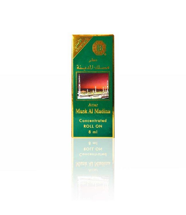 Surrati Perfumes Perfume Oil Musk Al Madina 8ml