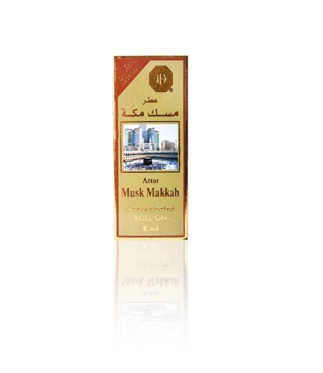 Surrati Perfumes Concentrated Perfume Oil Musk Makkah 8ml