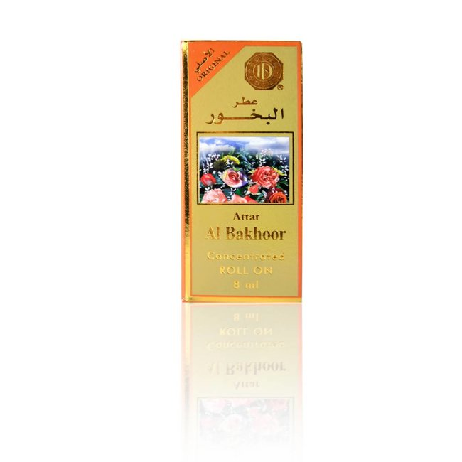 Surrati Perfumes Perfume Oil Attar Al Bakhoor 8ml