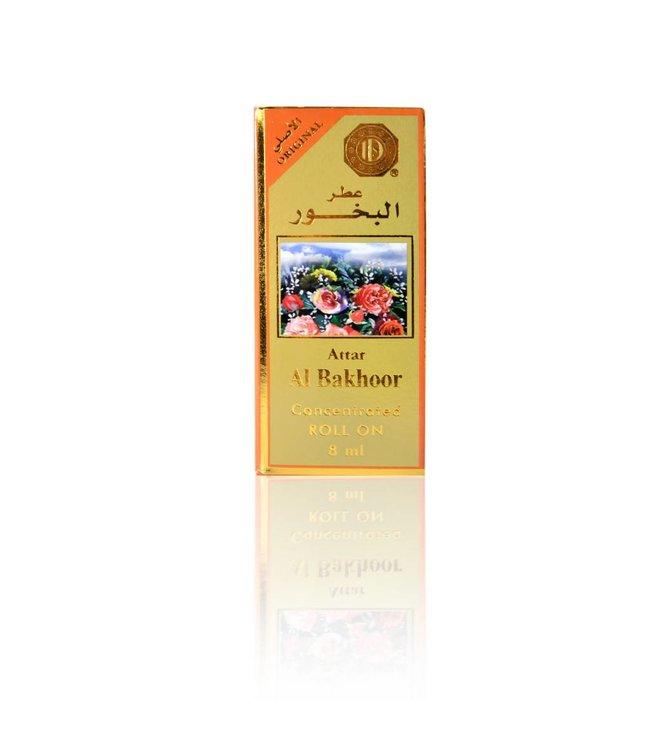 Surrati Perfumes Concentrated Perfume Oil Attar Al Bakhoor 8ml