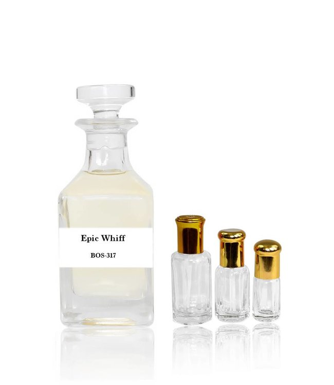 Swiss Arabian Concentrated Perfume Oil Epic Whiff - Perfume free from alcohol
