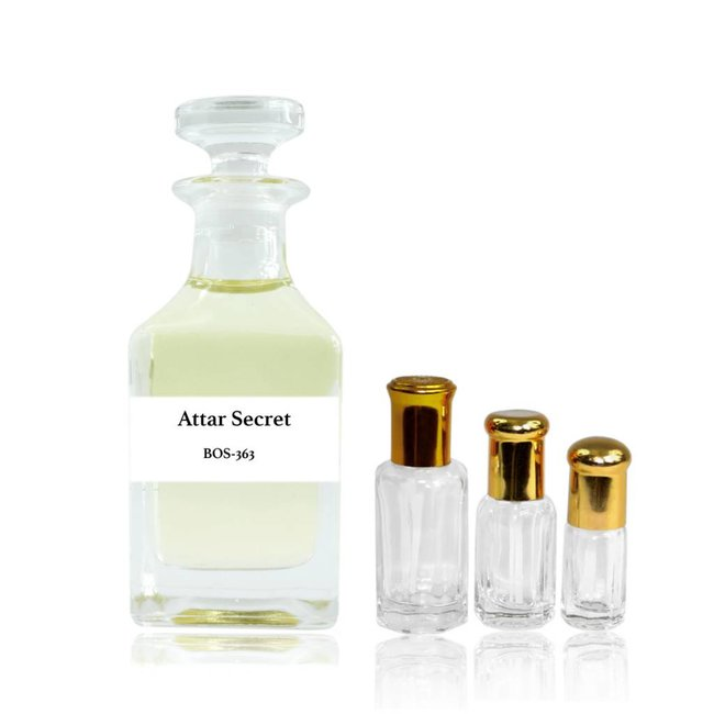 Anfar Perfume oil Attar Secret