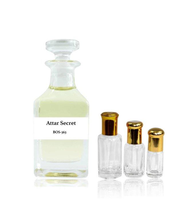 Anfar Perfume oil Attar Secret