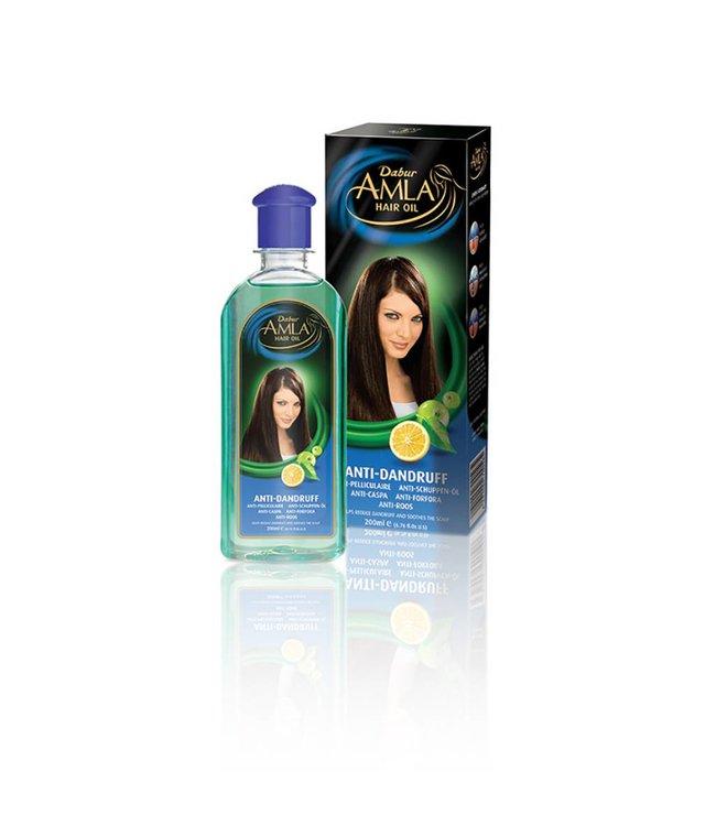 Dabur Amla Amla Anti Dandruff Hair Oil With Lemon, Rosmary, Amla 200ml