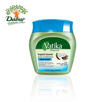 Vatika Dabur Tropical Coconut Hair Mask 1000gms