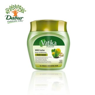 Vatika Dabur Wild Cactus Hair Mask 1000gms