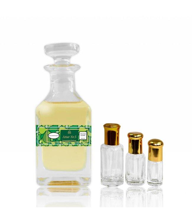 Anfar Parfümöl Attar Nr. 5 - Parfüm ohne Alkohol
