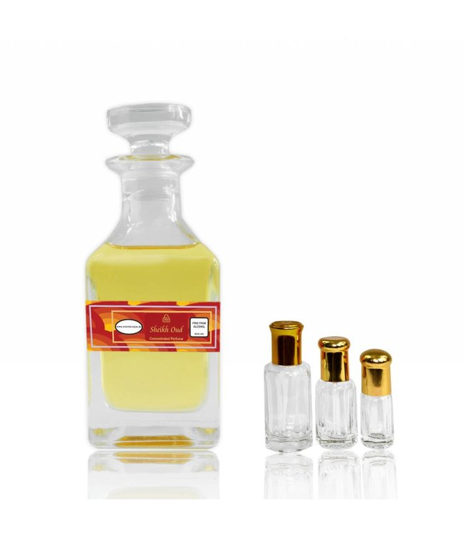 Anfar Perfume oil Sheikh Oud Perfume free from alcohol