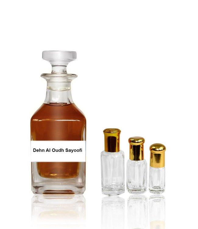 Perfume oil Dehn Al Oudh Sayoofi 3ml