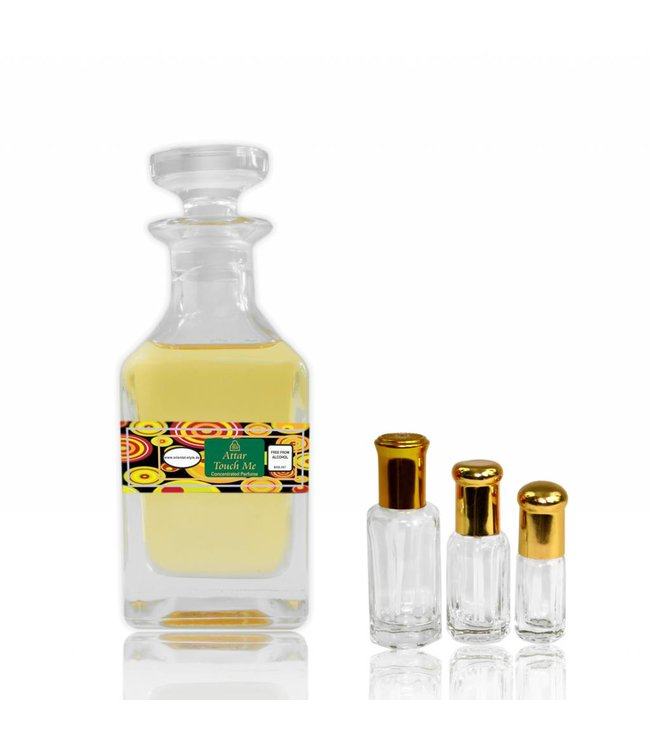 Perfume oil Attar Touch Me Perfume free from alcohol
