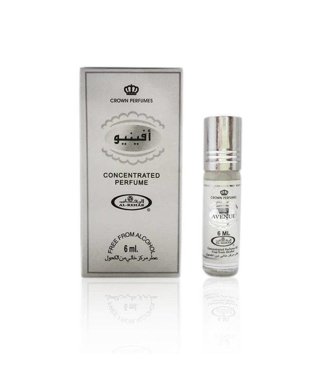 Al Rehab  Konzentriertes Parfümöl Avenue Al Rehab - Parfüm ohne Alkohol