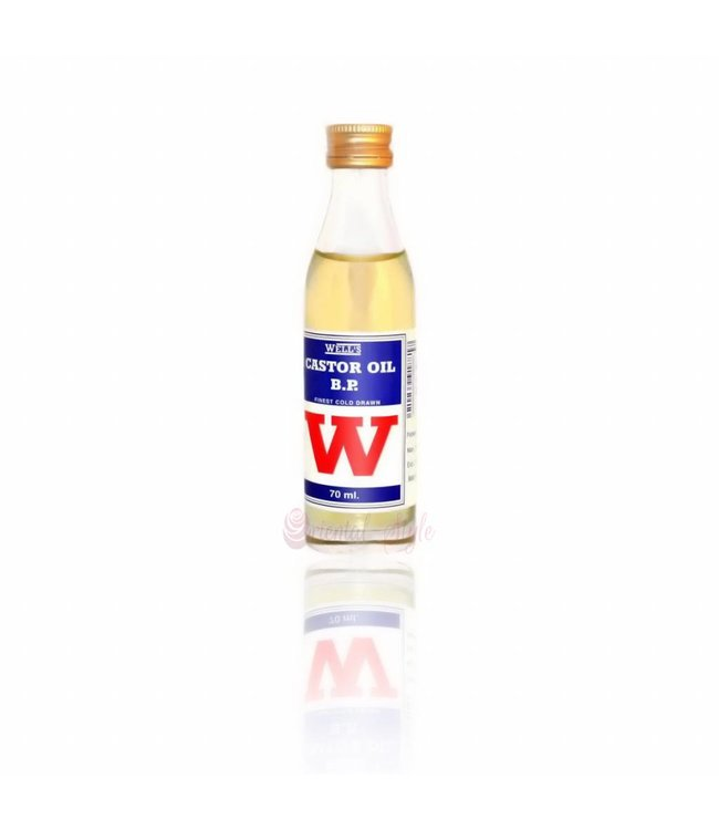 Pure Castor Oil 70ml