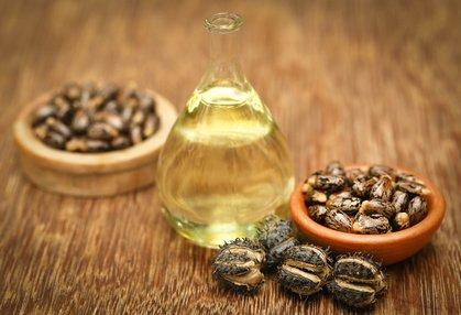 Haut- und Haarpflege mit Rizinusöl