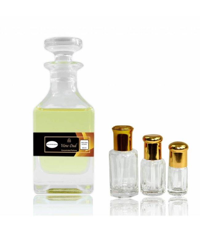 Sultan Essancy Perfume oil Wow Oud! Perfume free from alcohol