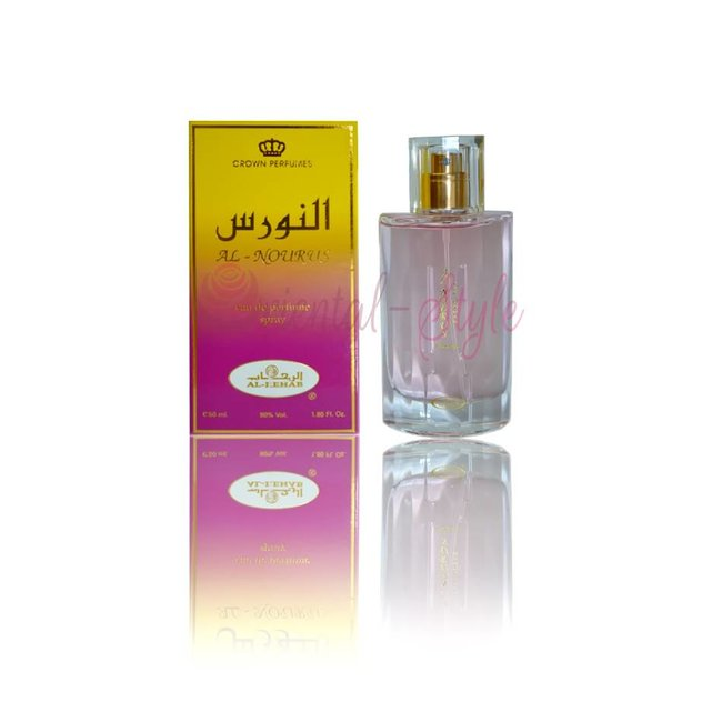 Al Rehab  Al Nourus Eau de Parfum 50ml Vaporisateur/Spray
