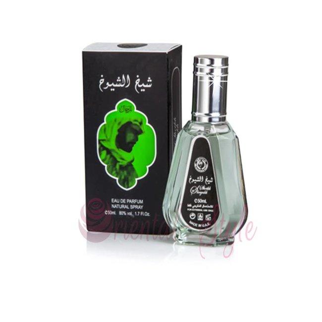 Ard Al Zaafaran Perfumes  Sheikh Al Shuyukh Eau de Parfum 50ml Vaporisateur/Spray