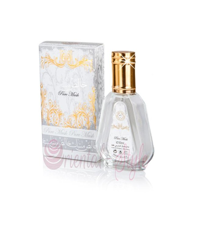 Ard Al Zaafaran Perfumes  Pure Musk Eau de Parfum 50ml Vaporisateur/Spray