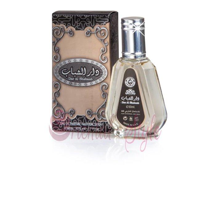 Ard Al Zaafaran Perfumes  Dar Al Shabaab Eau de Parfum 50ml Al Rehab Vaporisateur/Spray